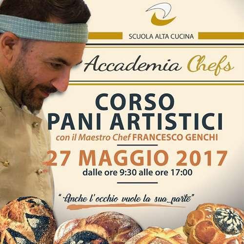 Francesco Genchi usa Forni David per il Master Pani Artistici