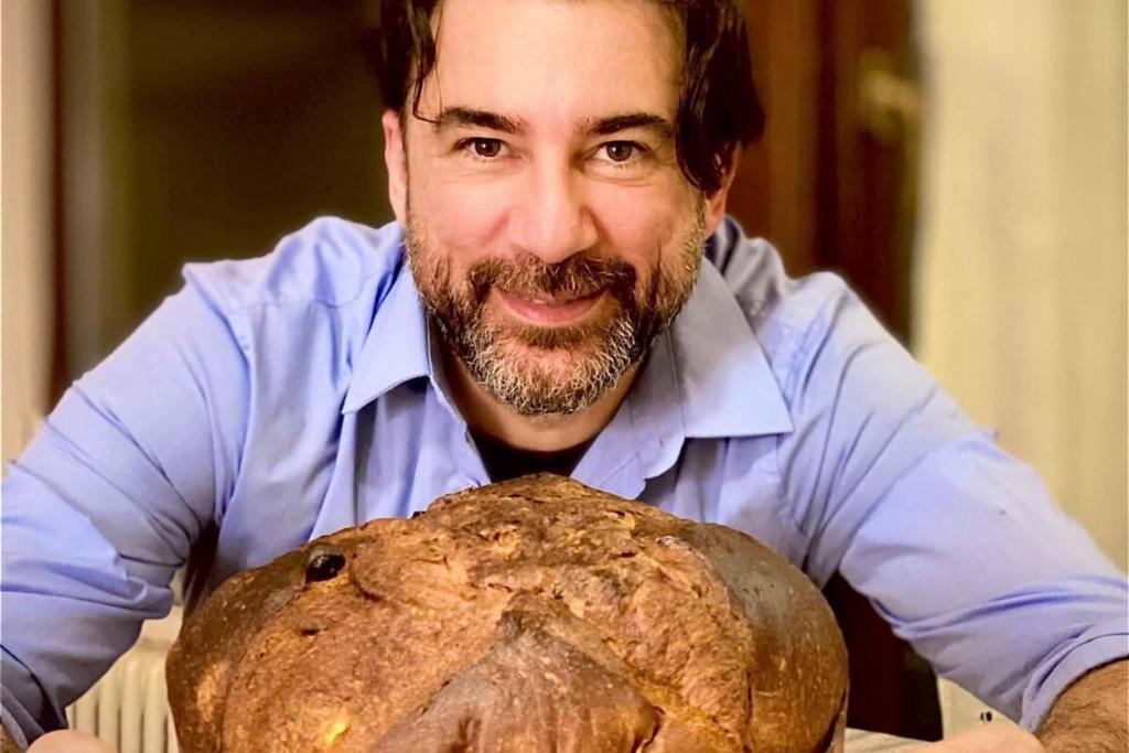 La ricetta del Panettone Casereccio di Francesco Genchi